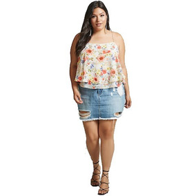Remera Blusa Mujer Plus Size /talle Grande/ Forever 21