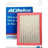 Filtro De Aire Motor Corsa Original Acdelco 93818748