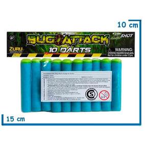 Bug Attack Recarga Dardos 4812q