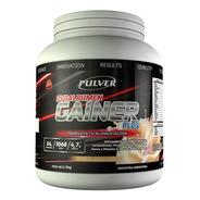 Gainer Pulver 5 Kg S/ Tacc Ganador De Peso Proteína Aminos