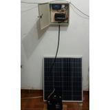 Paneles Solares Con Su Sistema Completo