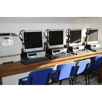 Paquete Ciber Cyber 3.0ghz 2gb Hd Dvd Impresora Laser Gratis