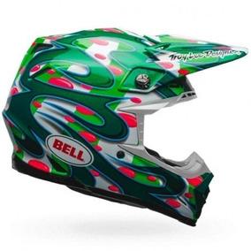 e0d5da7944a5d Cascos Verdes Para Kawasaki - Cascos Bell para Motos en Mercado ...