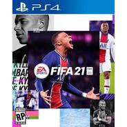 Fifa 21 Ps4 Físico Nuevo Sellado Original Español Sevengamer