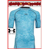 Camiseta Compresion Under Armour Remate 100% Originales Nike