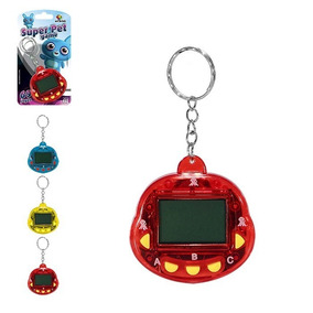 Brinquedo Bicho Virtual Tamagushi - 69 Em 1 - 10 Unidades