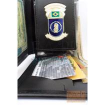 Porta Cheques Funcional Crea Engenheiro Civil Republica C40p