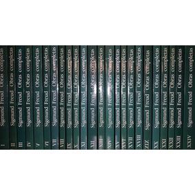 Sigmund Freud - Obras Completas - 25 Tomos - Ed. Amorrortu