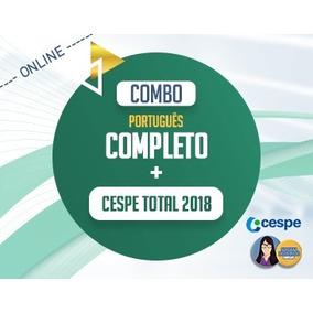 Português Completo + Cespe Total 2018 - Adriana Figueiredo