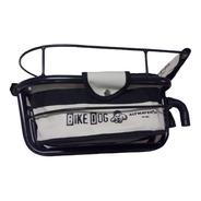 Cestinha E Cadeirinha Cor Bege Altmayer Al-59 Cor Bege De Bicicleta Bike Para Passeio De Dog Cachorro