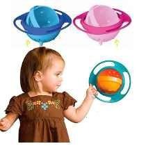 Bebê Pratinho 360 Gyro Bowl Prato Mágico Infantil Giratório