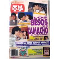 Revista Tele Guia De ( Alejandro Camacho ) Años 90s