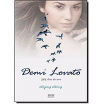 Livro Demi Lovato. 365 Dias Por Ano. Staying Strong 85768482