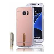 Funda Tpu Espejada Mirror Case Para Samsung S6 S7 Edge