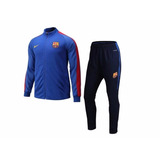 Buzo Nike Fc Barcelona Original