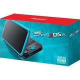 New Nintendo 2ds Xl+ Cargador + Estuche + Skin Pantalla