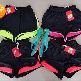 Shorts Con Calza Para Dama.