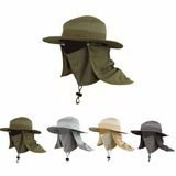 Sombrero Bonnie Ideal Gorro Pesca Protector Solar V. Colores