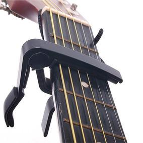 Capotraste Capo Braçadeira Para Violão E Guitarra