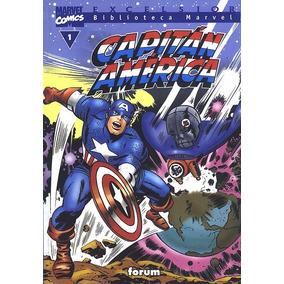 Biblioteca Marvel Excelsior Capitan America 1 Comics Forum