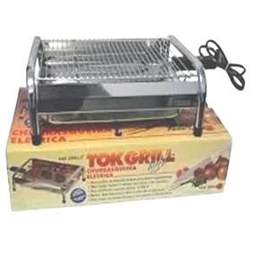 Churrasqueira Elétrica Tok Grill A Melhor Do Mercado