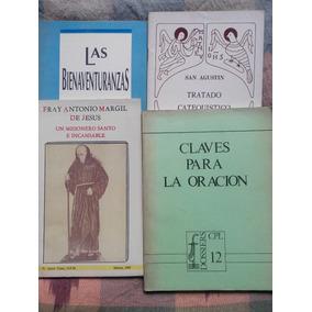 Oferta 4 Libros De Oración Varios