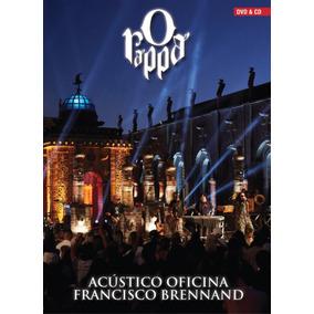 O Rappa - Acústico Oficina Francisco Brennand - Dvd + Cd