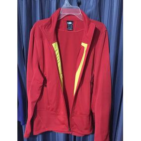 Hombre Chaquetas Rojo Originals Con Verde Adidas Chaqueta Amarillo Awx7q0