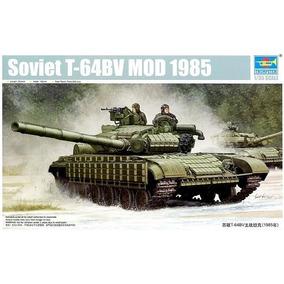 Tanque Soviet T-64b Mod 1984 - Trumpeter