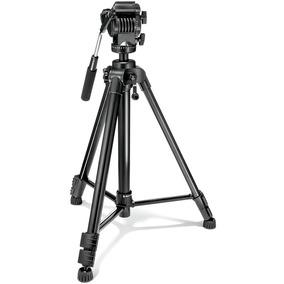 Tripé Câmera Filmadora Profissional Universal Video Large