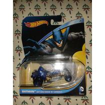 Carro Hot Wheels De Batman