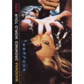 Dvd Madonna Drowned World Tour 2001 Nuevo Sellado De Fabrica