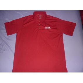 L Chomba Golf adidas Climalite Cintas Rojo Art 92527