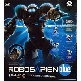 Robô Aspien Blue - Com Bluetooth / Importado Usa
