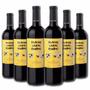 6x Vino Tinto Malbec Cabernet Orgánico - 4 Vacas Gordas