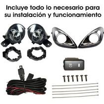Faros De Niebla Para Nissan March 2016 Kit Completo!!!!