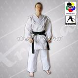 Karategui Arawaza Deluxe Kata Talla 140 Uniforme Karate Wkf