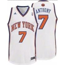Musculosas Basket Nba New York Knicks #7 Para Niños