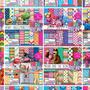 Promoção 330 Kits Scrapbook Lagartixa E Print&fun Silhouette