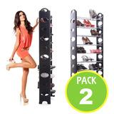 Pack 2 Organizador 48 Zapatos Mueble 71154/ Fernapet