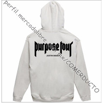 Sudadera Justin Bieber Purpose Tour Staff Tvxj