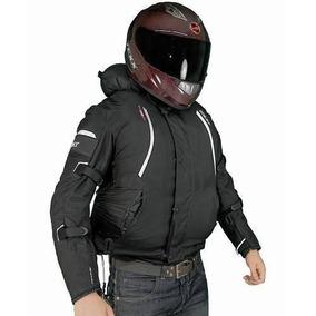 Jaqueta Texx Air Bag One Preta Motociclista