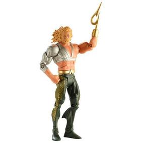 Dc Signature Aquaman With Hook Mattel Ps4 X-box Wii Edition