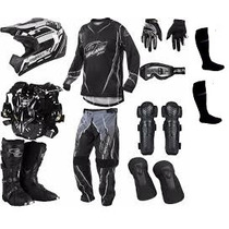 Kit Insane 100 % Pro Tork 2016 Equipamento Trilha Motocross