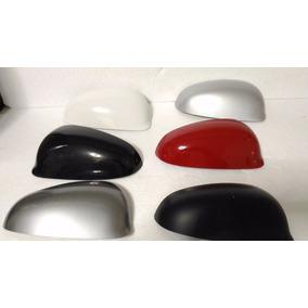 Capa Retrovisor Novo Palio12 13 14 16 17 Vermelha Esquerdo