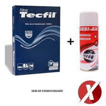 Kit Filtro Ar Condicionado + Orbi Air Gm Celta 1.0 2001