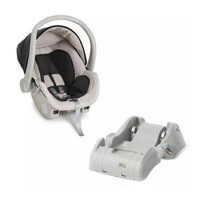 Bebê Conforto Cocoon Preto + Base - Galzerano - Frete Grátis