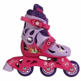 Playwheels Disney Princess Patines 2 En 1 Niñas
