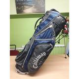 Bolso Golf Bolsa Callaway Buen Estado Gral + 3 Palos Free