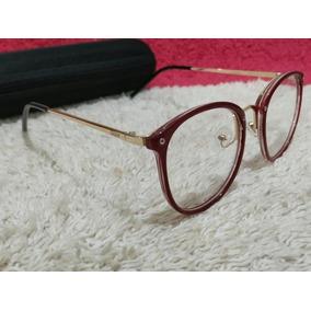 79df2736c0d1a Oculos Polo Glass Armacoes - Óculos Dourado no Mercado Livre Brasil